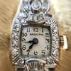 Art Deco Watch Conversion Bangle 23