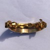Victorian Diamond and Black Enamel Bracelet 23