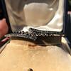 Victorian Rose Cut Diamond Bangle 17