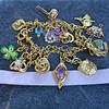 Antique Charm Bracelet 7