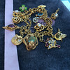 Antique Charm Bracelet 10