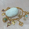 Antique Charm Bracelet 1
