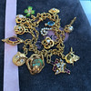 Antique Charm Bracelet 13