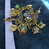 Antique Charm Bracelet 11