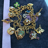 Antique Charm Bracelet 14
