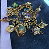 Antique Charm Bracelet 9