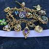 Antique Charm Bracelet 8