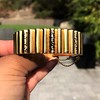 Vintage Gold and Enamel Bangle, by Topazio 1