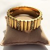 Vintage Gold and Enamel Bangle, by Topazio 5