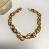 Vintage French Ruby & Diamond Serpent Bracelet 10