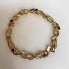 Vintage French Ruby & Diamond Serpent Bracelet 26
