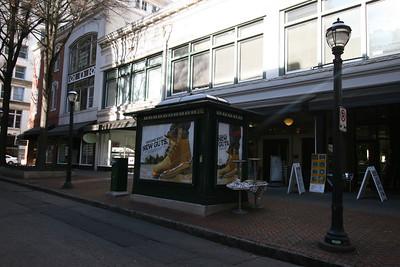 Broad Street News Stand (GGP Kiosk)