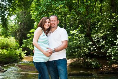 Brad and Amanda Pregnancy-3810