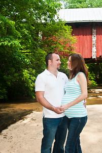 Brad and Amanda Pregnancy-3786