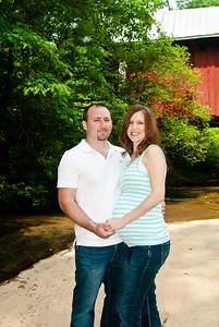 Brad and Amanda Pregnancy-3779