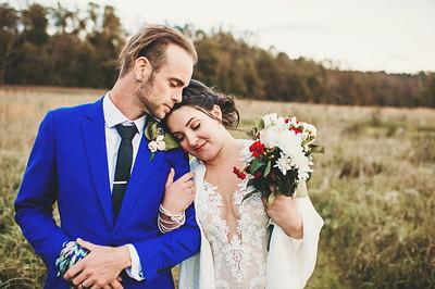 Brad and Calley's Wedding Photos
