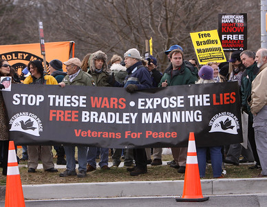 Bradley Manning Actions part 3