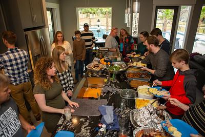 Thanksgiving in Kingsland