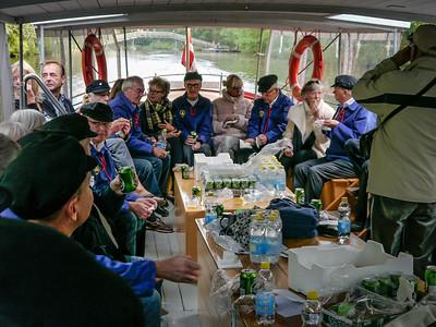 2014 Brage tur på Lyngby Sø