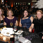 Lisa Tobe, Kim Meyer, Dr. Sarah Wagers and Hannah Wagers.