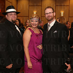 Rob Durrett, Kristie Rolape and Tommy Tredway.