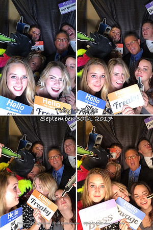 Grand View Lodge Photo Booth in Nisswa