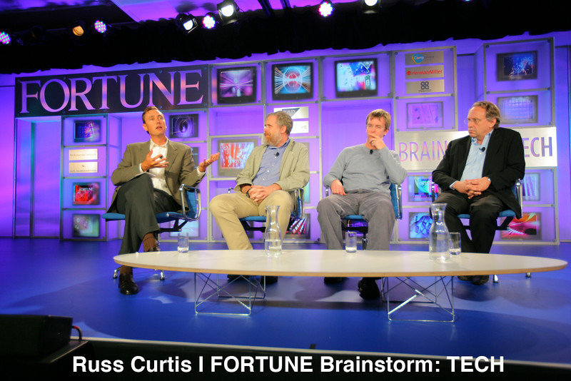 Fortune Brainstorm Tech 2008 - Synthetic LIfe and the Bio-energ Revolution