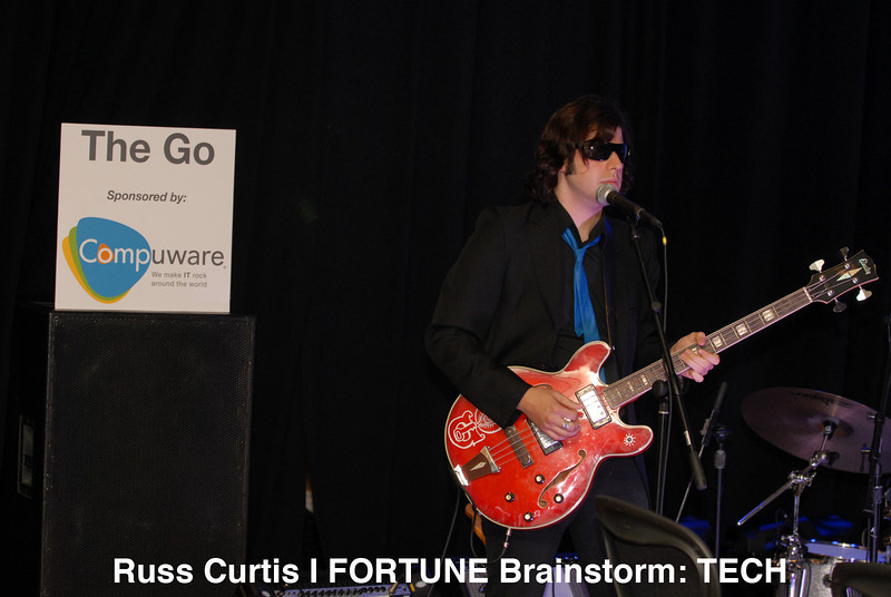 Fortune Brainstorm Tech 2008: The Go Band