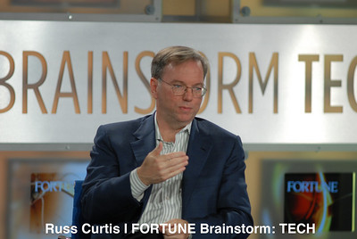 Great Expectations: Eric Schmidt
