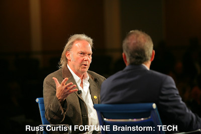 Music, Green Cars, and the Future: Neil Young