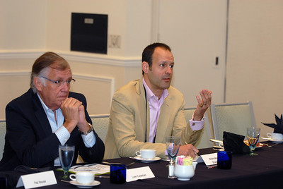 Fortune Brainstorm Green 2011: Laguna Niguel: Sustainability and the Board panel