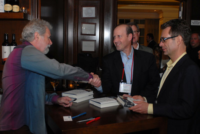 Fortune Brainstorm Green 2011: Laguna Niguel: Chuck Leavell book signing event Tuesday night