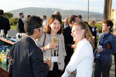 Fortune Brainstorm Green 2011: Laguna Niguel: Reception on Tuesday before dinner
