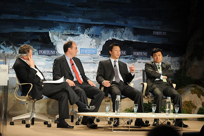 Fortune Brainstorm Green 2011: Laguna Niguel: China Goes Green