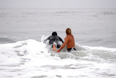 Fortune Brainstorm Green 2011: Laguna Niguel: Wednesday AM Surfing with Laird Hamilton