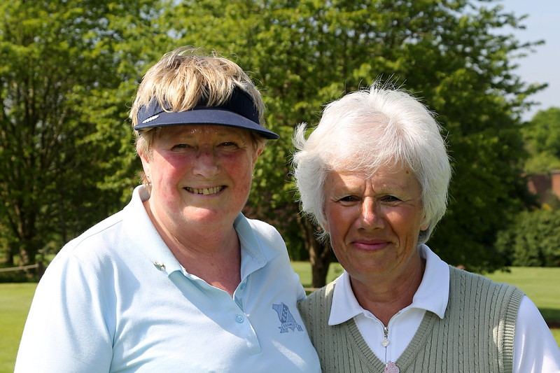 Bramley Past Lady Captains 2016-05