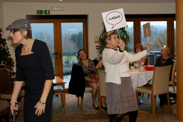 Ladies Christmas Lunch-17