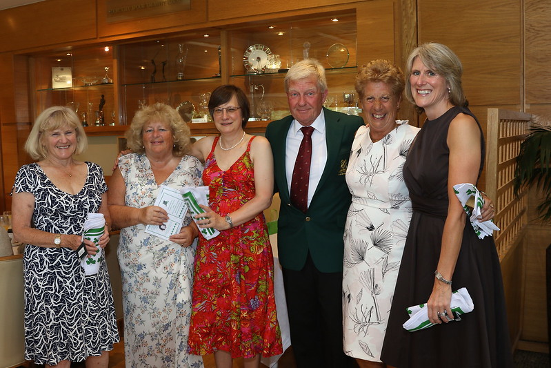 Lady Captains Day-18