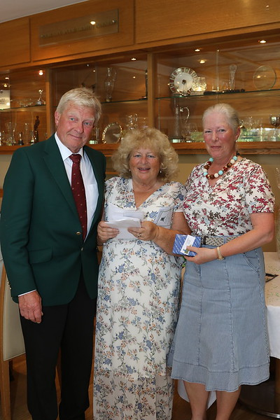 Lady Captains Day-16