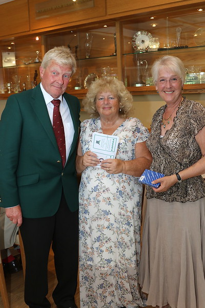 Lady Captains Day-17