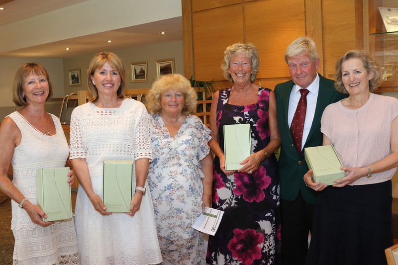 Lady Captains Day-23