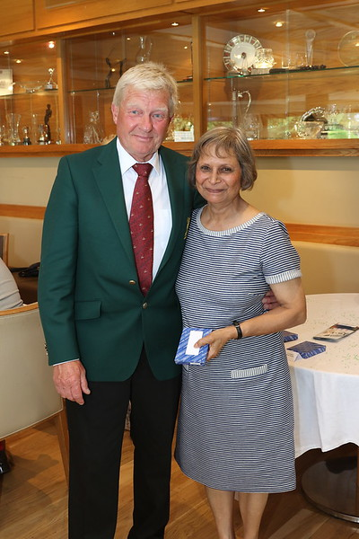Lady Captains Day-14
