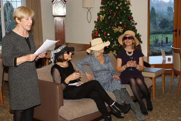 Ladies Christmas Lunch-14