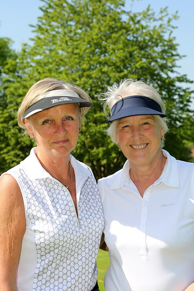 Bramley Past Lady Captains 2016-07