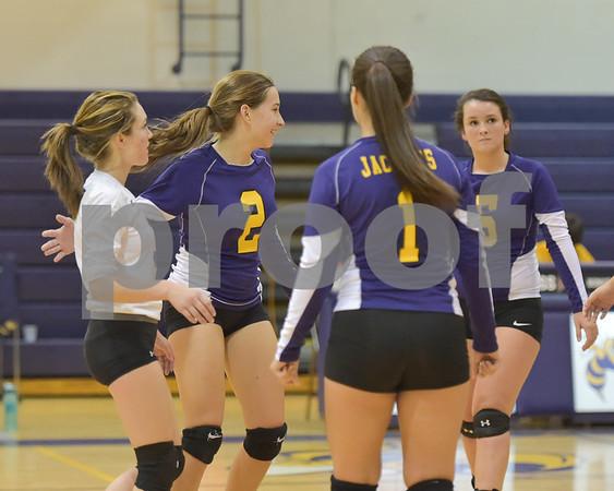 Branchville JV & Varsity Volleyball vs 2015 Season