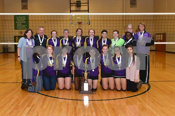 Branchville State Volleyball 2016