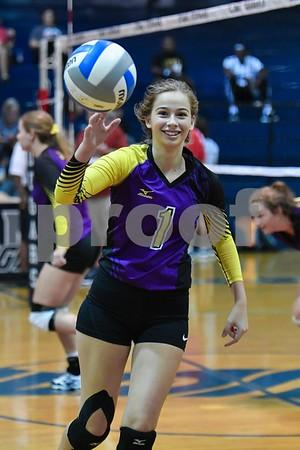 Branchville Volleyball 2018