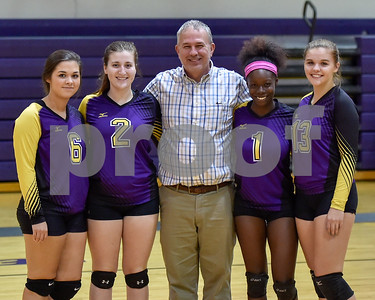 Branchville Volleyball Full Season 2017