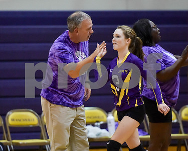 Branchville vs OW volleyball 2016