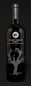 Ghost Horse Old Vine Zinfandel 2014